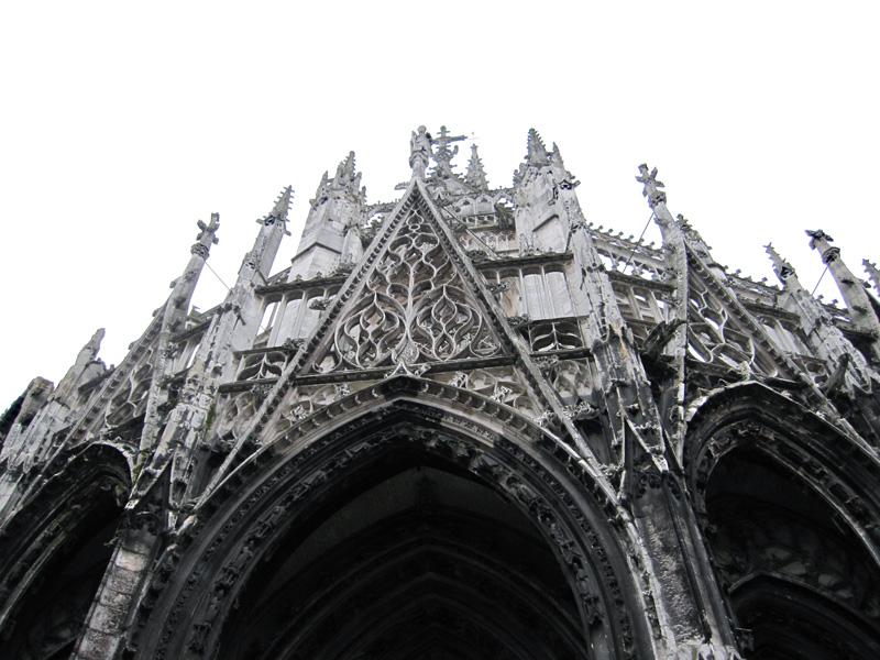 フランスへGO♪♪^^♪♪ 〜3/21〜サン・トゥアン教会〜_f0119369_15562252.jpg