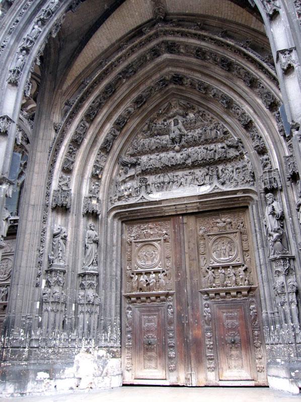 フランスへGO♪♪^^♪♪ 〜3/21〜サン・トゥアン教会〜_f0119369_15565826.jpg