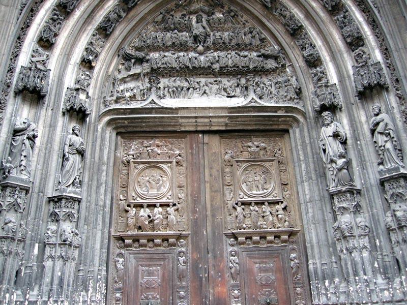 フランスへGO♪♪^^♪♪ 〜3/21〜サン・トゥアン教会〜_f0119369_15575352.jpg
