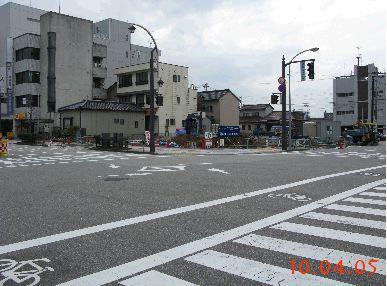 最近の釈迦堂1丁目_a0100274_18263356.jpg