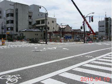 最近の釈迦堂1丁目_a0100274_1827327.jpg
