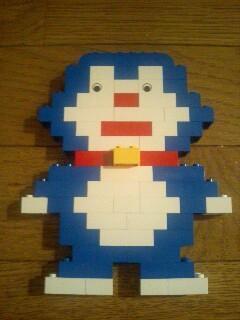 レゴ おもれ~_f0124083_1105265.jpg