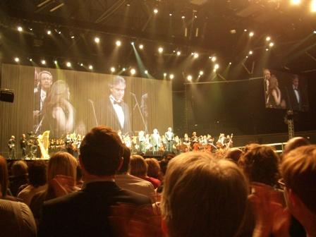 Andrea Bocelli コンサート&コペンハーゲンタパスナイト_a0159707_5593186.jpg