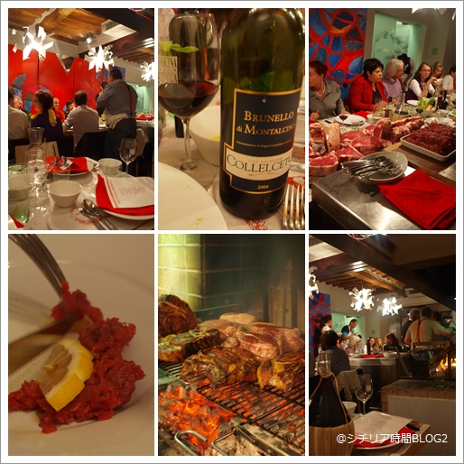 トスカーナでビステッカ フィオレンティーナを食す(2010年パスクワの旅)_f0229410_551436.jpg