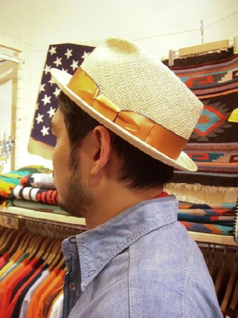 """JM \""""A STRAW HAT\""""_f0191324_0365183.jpg"""