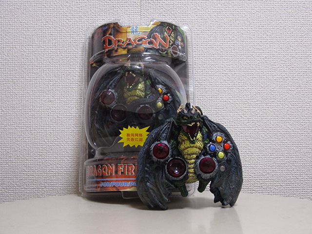 【レビュー】TOPWAY ELECTRICAL APPLIANCE DRAGON FIRE BREATHER_c0004568_2029595.jpg