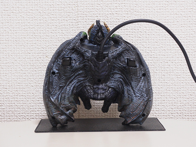 【レビュー】TOPWAY ELECTRICAL APPLIANCE DRAGON FIRE BREATHER_c0004568_20365668.jpg