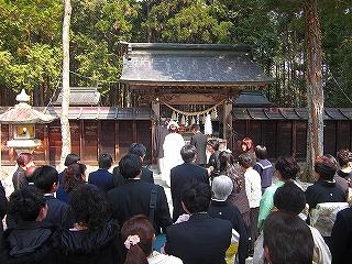 結婚式(3月28日)_b0123970_15555981.jpg