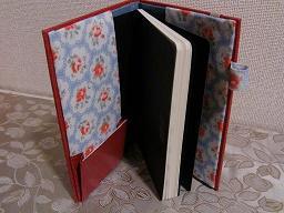 手帳ケース(スキバル)とレモンケーキ_f0214388_10451881.jpg