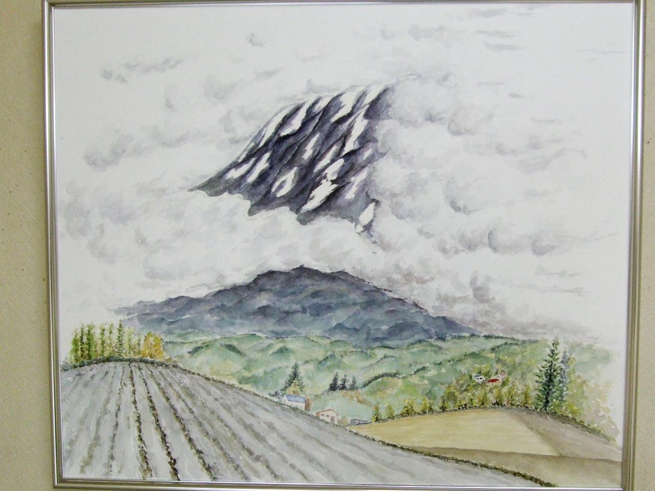 1262) 自由空間 「山・展」 3月15日(月)~4月17日(土)  _f0126829_12364811.jpg