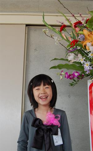 入学おめでとう_e0195830_3592563.jpg