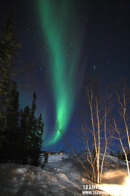 037 Aurora Village ~オーロラ撮影3夜目~_c0211532_1239635.jpg