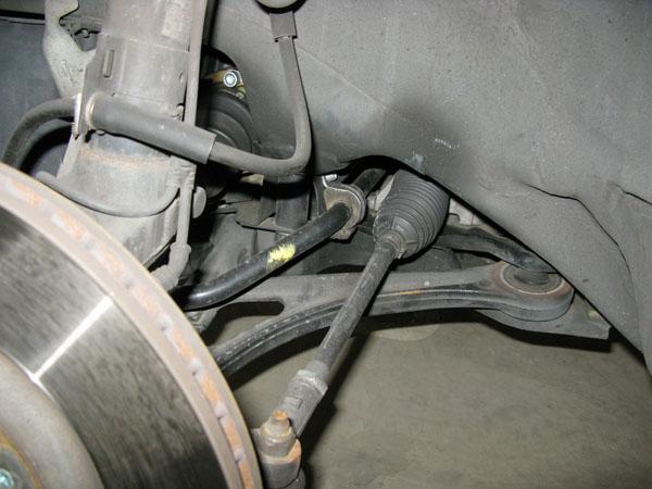 タイヤ付けました。筋肉やられました(爆)_d0045432_10485098.jpg