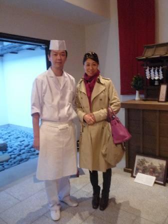 感激の連続!ミシュラン2010で2つ星獲得の京都「緒方」_a0138976_220843.jpg