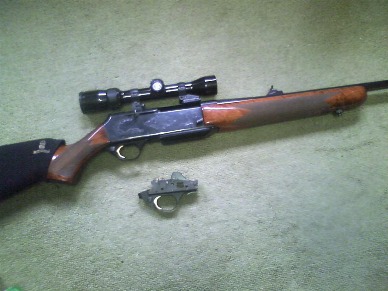 県大会用の最強のライフル銃を目指して  その2_e0056797_21381729.jpg