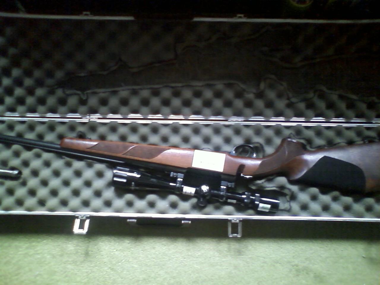県大会用の最強のライフル銃を目指して  その1_e0056797_80199.jpg