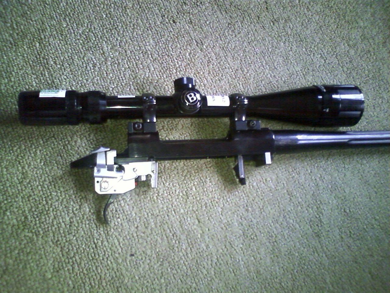 県大会用の最強のライフル銃を目指して  その1_e0056797_8484093.jpg