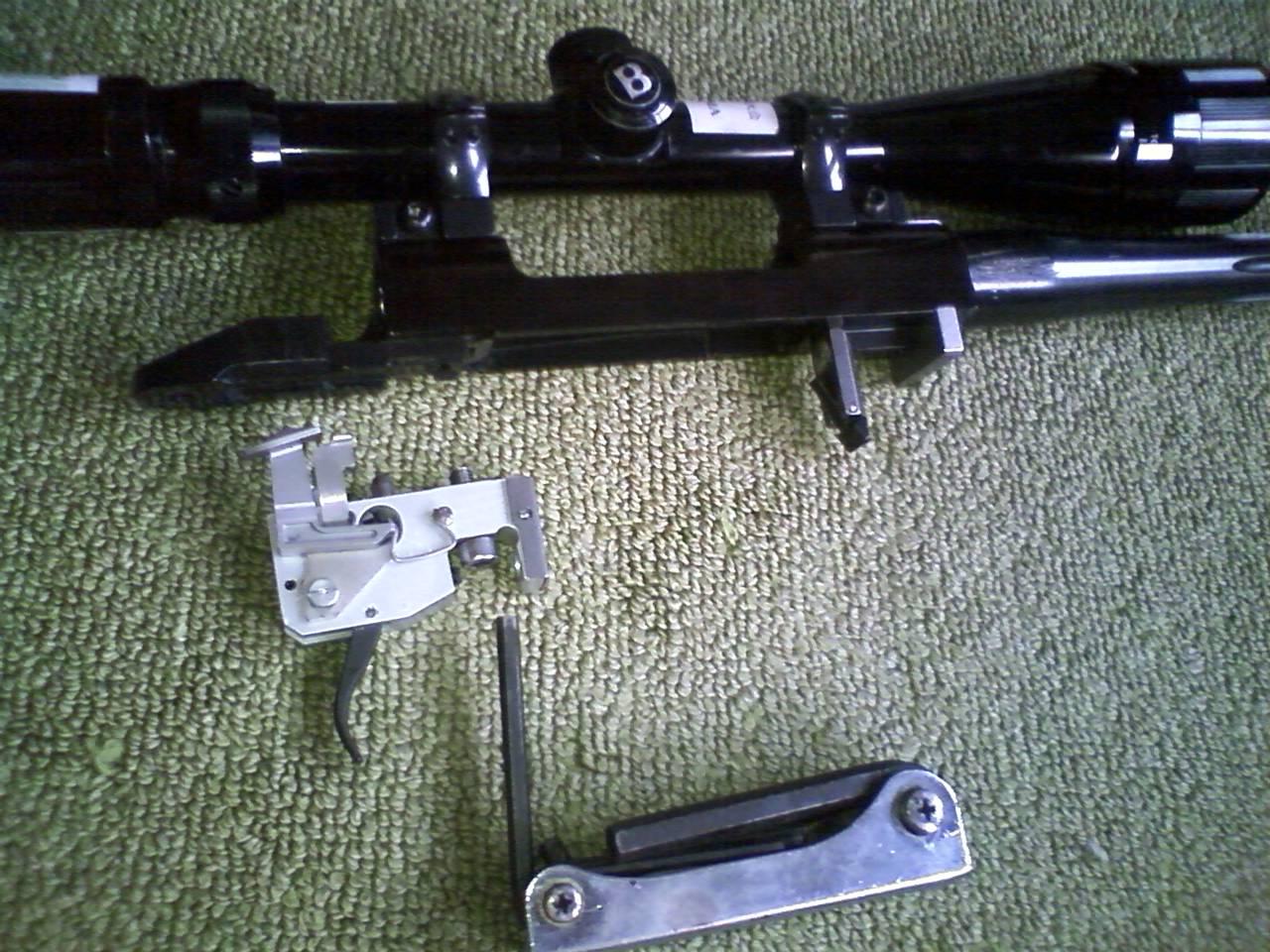県大会用の最強のライフル銃を目指して  その1_e0056797_8512117.jpg