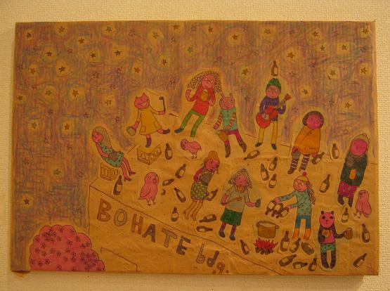 たまごの工房企画「高円寺ちょっと一杯展」 開催中_e0134502_12331345.jpg