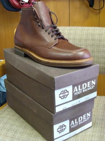 アメリカ仕入れ情報#28 ALDEN INDY BOOTS_c0144020_15582292.jpg