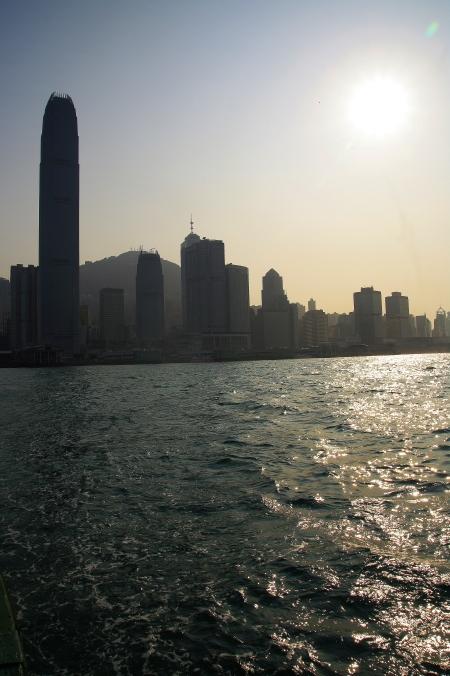 港・香港 ~たそがれの時~ _d0145934_7483142.jpg