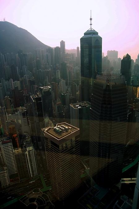 港・香港 ~たそがれの時~ _d0145934_7501016.jpg