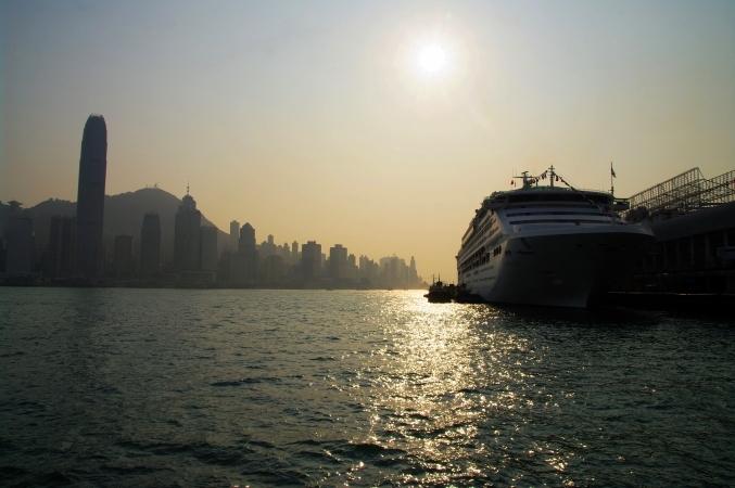 港・香港 ~たそがれの時~ _d0145934_7512961.jpg