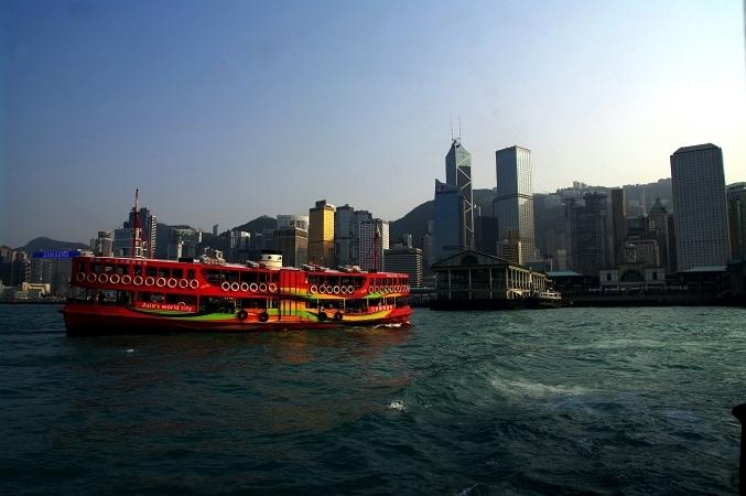 港・香港 ~たそがれの時~ _d0145934_751724.jpg