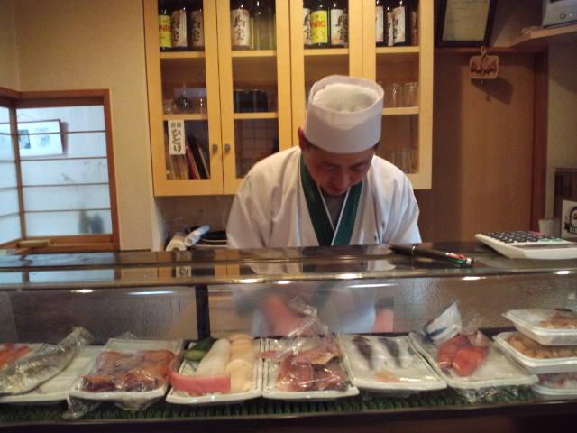 浅貝のお寿司屋さん ★ 白樺_c0151965_1153821.jpg