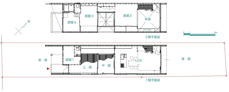 「検見川の家」_f0230666_15145969.jpg