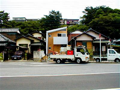 「検見川の家」_f0230666_15293917.jpg