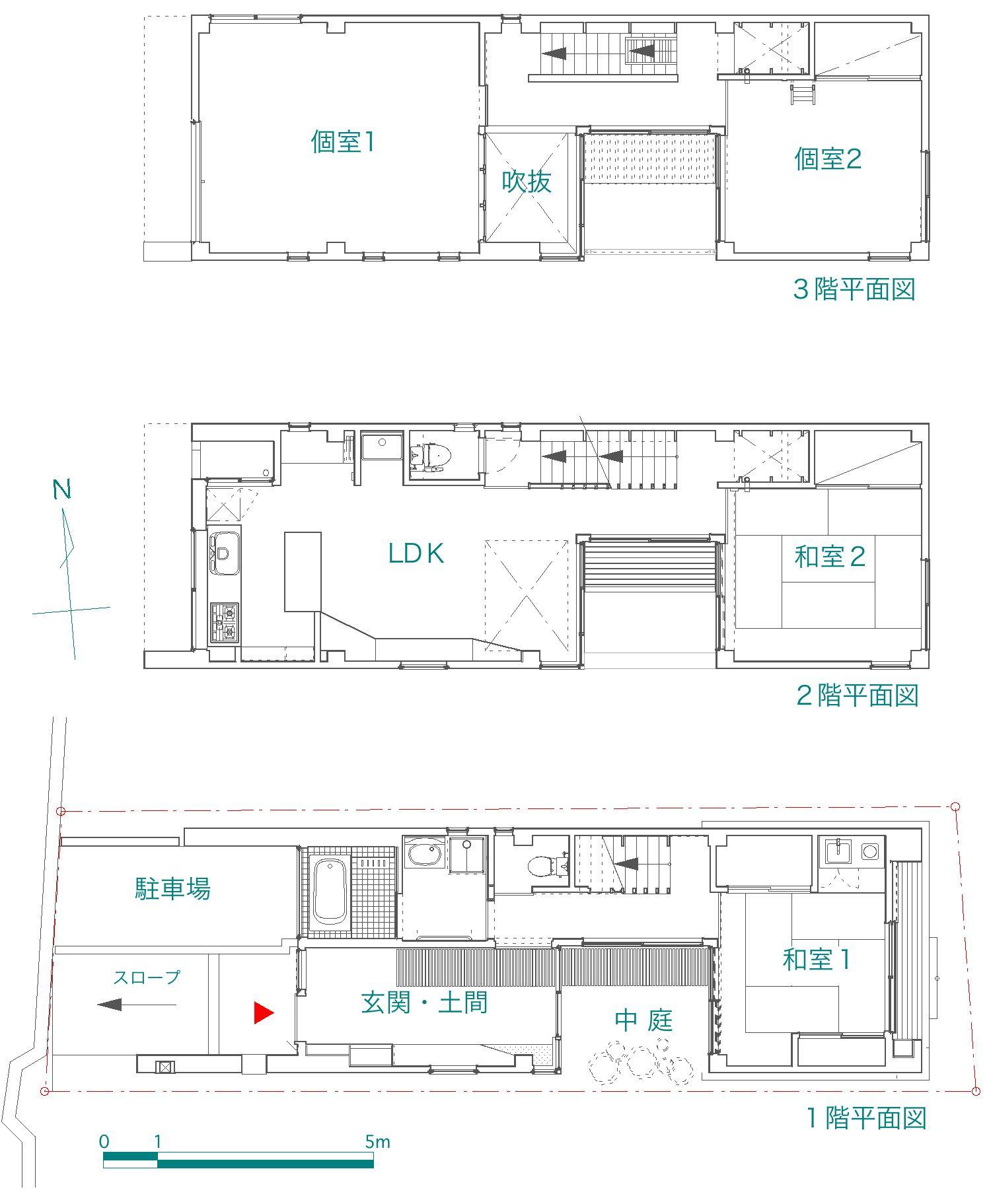 「梶ヶ谷の家」_f0230666_19174443.jpg