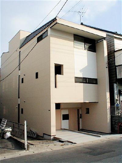 「梶ヶ谷の家」_f0230666_19471329.jpg