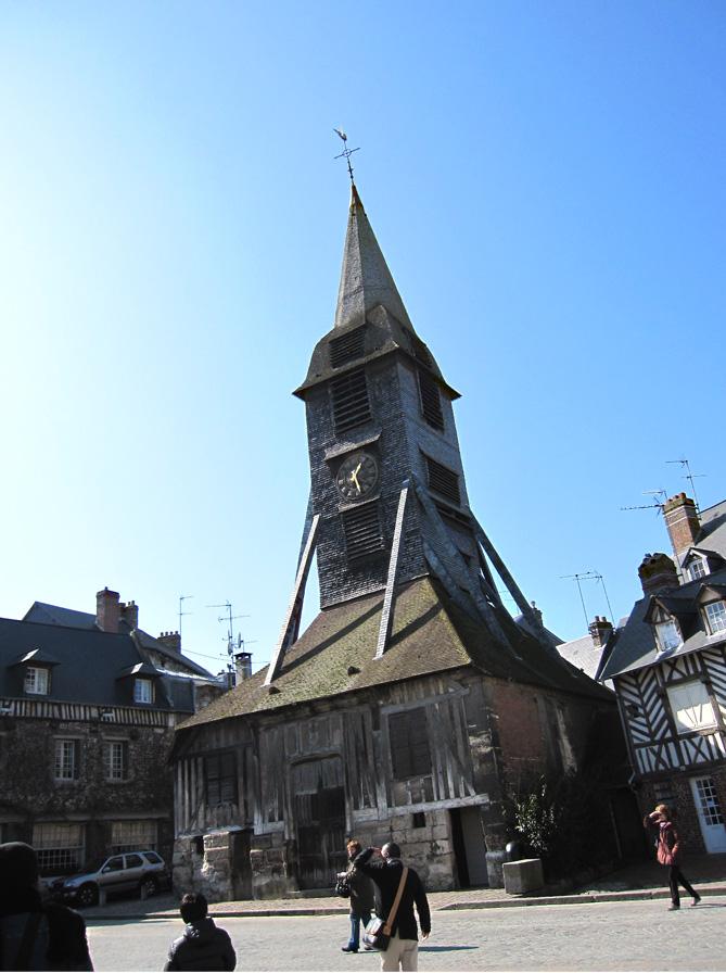 フランスへGO♪♪^^♪♪ 〜3/21〜サントカトリーヌ教会〜_f0119369_9343945.jpg
