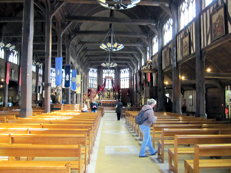 フランスへGO♪♪^^♪♪ 〜3/21〜サントカトリーヌ教会〜_f0119369_9471694.jpg