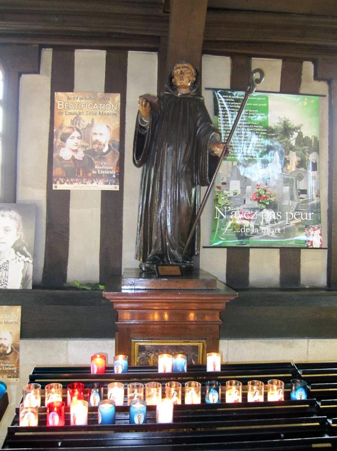 フランスへGO♪♪^^♪♪ 〜3/21〜サントカトリーヌ教会〜_f0119369_947591.jpg