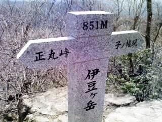 伊豆ヶ岳トレラン_d0122797_20122065.jpg