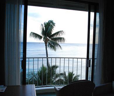 ハワイ旅行記 1   Moana Surfrider_b0121501_1085483.jpg