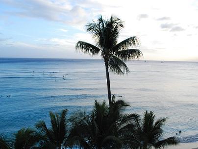 ハワイ旅行記 1   Moana Surfrider_b0121501_1091380.jpg