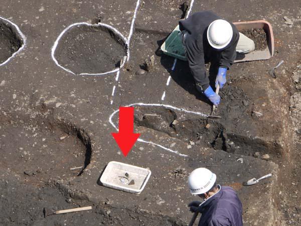遺跡発掘?_b0074818_222531.jpg