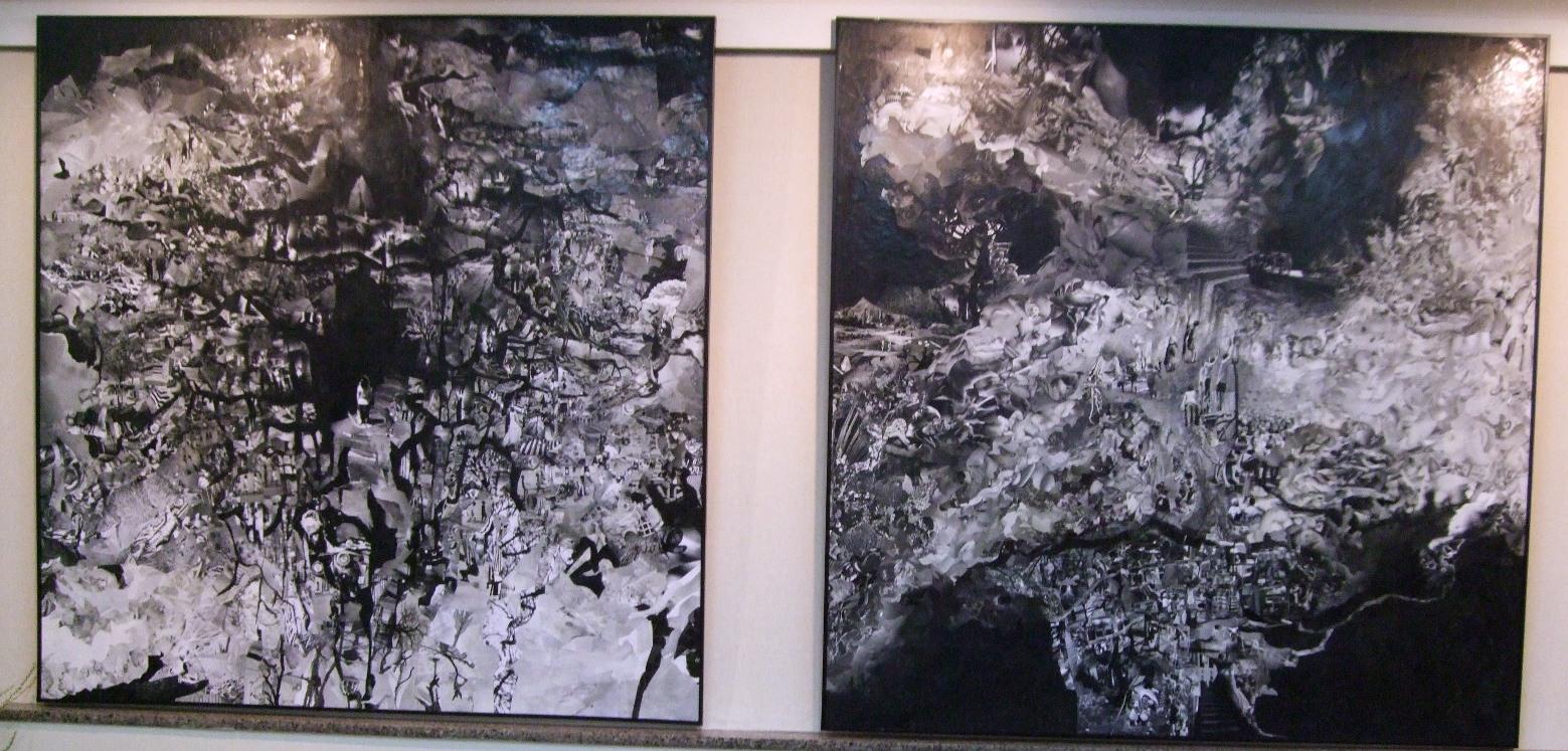 1266) 時計台 「遠藤厚子・永井唱子 二人展」 4月12日(月)~4月17日(土)   _f0126829_21232883.jpg