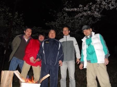 山幸お花見 in会下山公園_e0166762_14165735.jpg