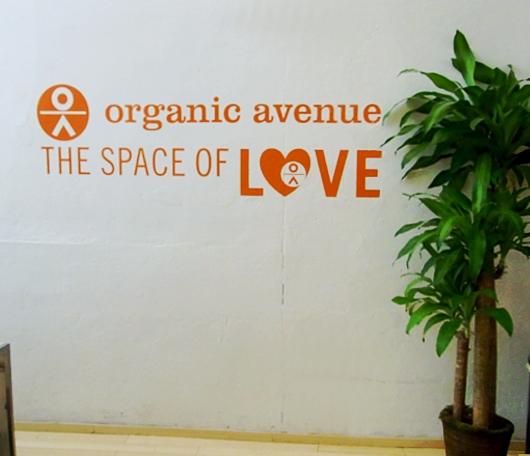 オーガニック・アベニューのSpace of Love_b0007805_22474841.jpg