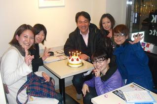 HAPPY BIRTHDAY★ヤスさん_f0128409_5473238.jpg