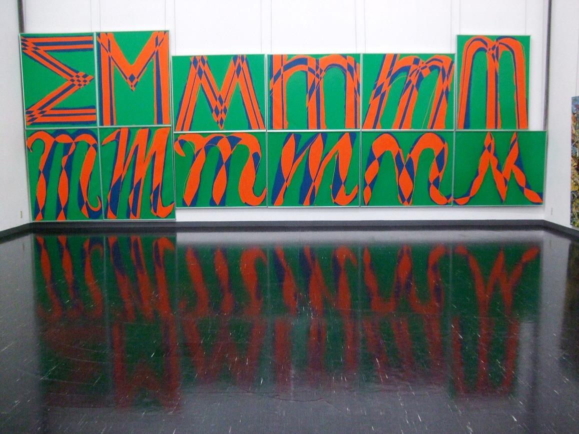 1268) ②市民ギャラリー 「'10 第37回 北海道抽象派作家協会展」 4月13日(火)~4月18日(日) _f0126829_14593315.jpg