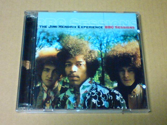 BBC SESSIONS / The Jimi Hendrix Experience_c0104445_23344521.jpg