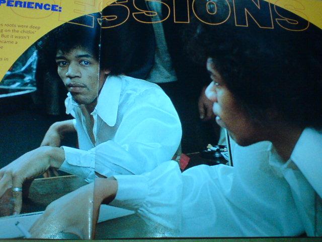BBC SESSIONS / The Jimi Hendrix Experience_c0104445_23371682.jpg