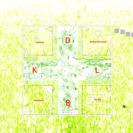10住宅空間    クロスの家_b0151262_23541411.jpg