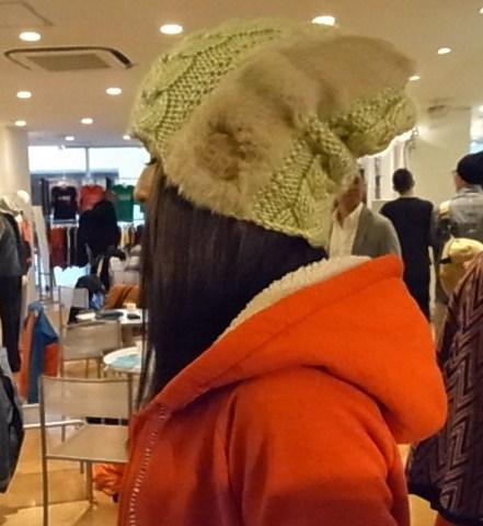 inhabitant  new  collec★亜紀子デザインビーニー_c0151965_1535881.jpg