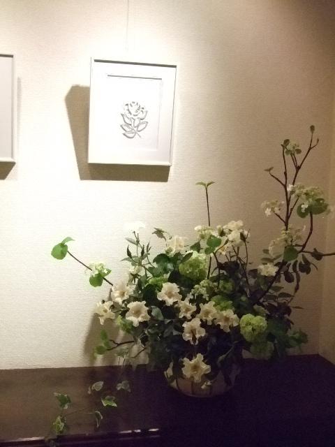 オークリーフ(刺繍展の装飾)_f0049672_17511574.jpg